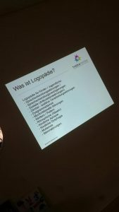 Ausschnitt aus dem Vortrag zur sprachlichen und motorischen Entwicklung von Kindern